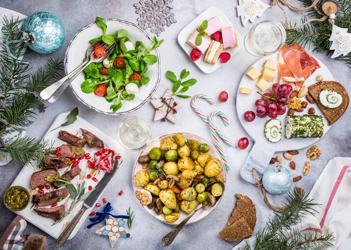 Joyous Christmas Recipe Ideas for Your Holiday-Themed Landing Page